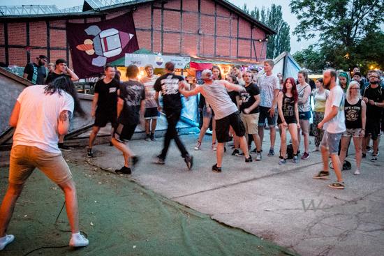Magdeburg 2025, Ottostadt, Kulturhauptstadt Magdeburg, Studentenrat, Otto-von-Guericke Universität Magdeburg, Vakuum Festival, Buckau, Freie Straße, Nachhaltigkeit, Kunst, Kultur, Rage & Love –  Foto Wenzel-Oschington.de