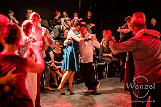 ECOC 2025, European Capitals of Culture, Kulturhauptstadt Magdeburg, Magdeburg 2025, Ottostadt, Kulturnacht, Anschlagen, 2017, Schauspielhaus, Tango Argentino –  Foto Wenzel-Oschington.de