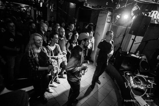 ECOC 2025, European Capitals of Culture, Kulturhauptstadt Magdeburg, Magdeburg 2025, Ottostadt, Konzert, Weltengang, Factory,  SWM Talentverstärker 2017, Record Release, Urknall, Lion City Pub –  Foto Wenzel-Oschington.de