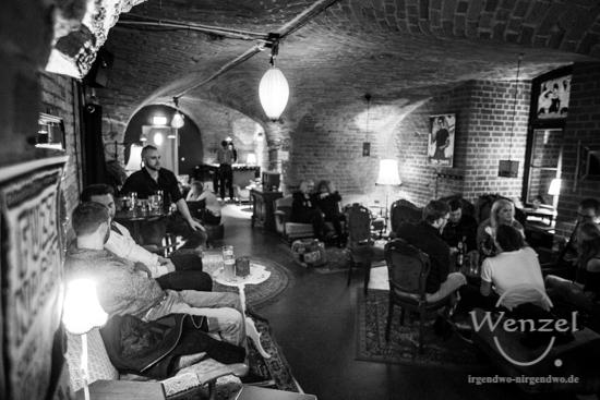 ECOC 2025, European Capitals of Culture, Kulturhauptstadt Magdeburg, Magdeburg, Magdeburg 2025, Ottostadt, FUZZ NACHT, Screw FM, Festung Mark, Stübchen, Konzert –  Foto Wenzel-Oschington.de