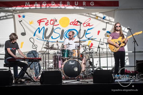 ECOC 2025, European Capitals of Culture, Kanada, Konzert, Kulturhauptstadt Magdeburg, Magdeburg, Magdeburg 2025, Ottostadt, Fête de la Musique, Deepest Fish –  Foto Wenzel-Oschington.de