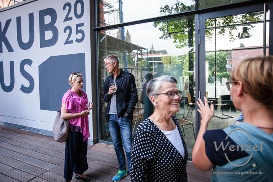 ECOC 2025, European Capitals of Culture, Kulturhauptstadt Magdeburg, Magdeburg, Magdeburg 2025, Ottostadt, Meet & Grill, KUBUS, Kulturgespräch, Tamás Szalay –  Foto Wenzel-Oschington.de