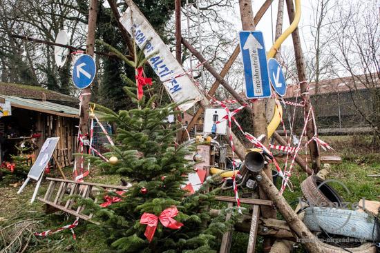 Weihnachtsmarkt, Kliemannsland, Rüspel, WunderWinterZauberKliemannsland, WuWiZaKliLa, Fynn Kliemann, Nie –  Foto Wenzel-Oschington.de