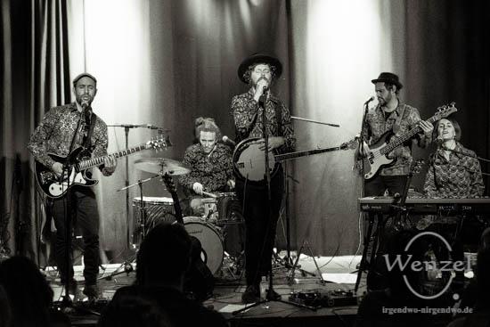 Moes Anthill – Konzert im Volksbad Buckau –  Foto Wenzel-Oschington.de