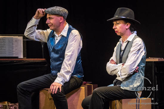 "T&T Wollner – ""Sam & Samuel"" –  Foto Wenzel-Oschington.de"