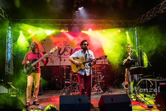 Fête de la Musique - Magdeburg 2019 –  Foto Wenzel-Oschington.de
