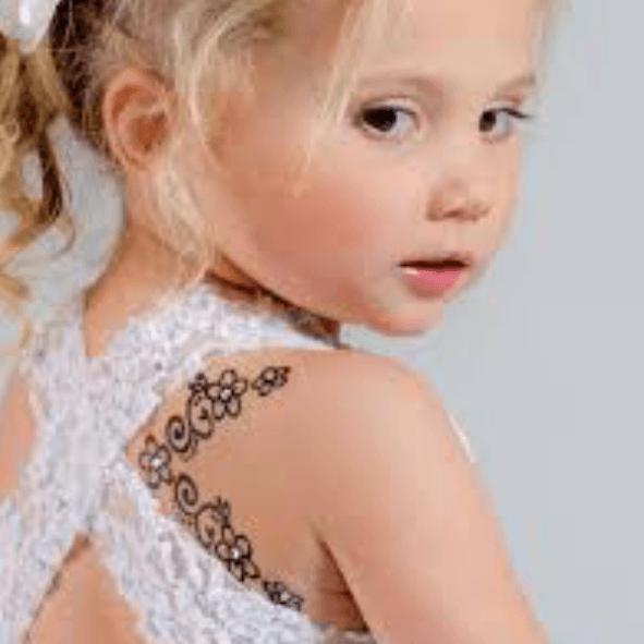 kinder schminken op feesten en evenementen