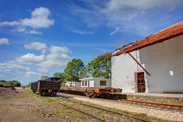 Valladolid, Mexico's Abandoned Station, and the High-Speed ...