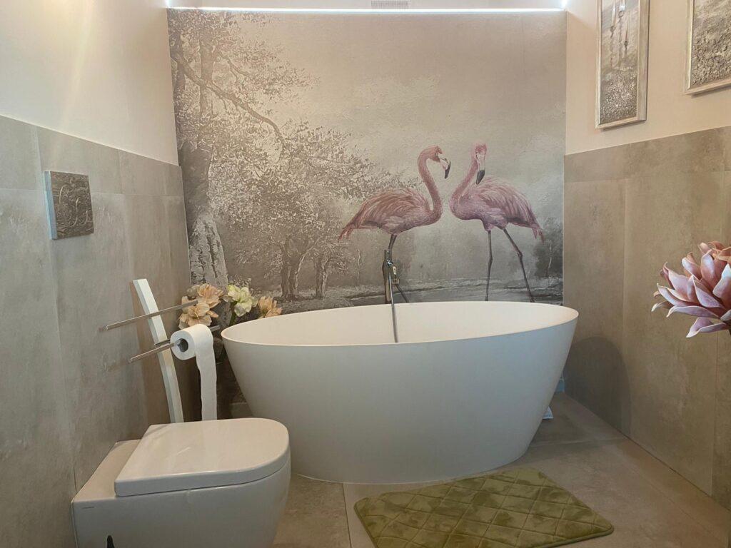 D'ora in poi, anche per le pareti del tuo box doccia, puoi scegliere stile e colori. Carta Da Parati In Bagno Caratteristiche E Vantaggi