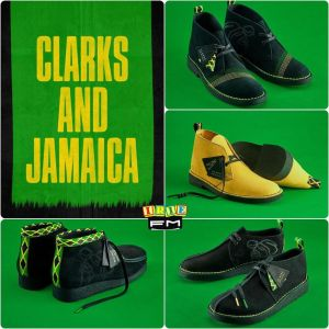 Clarks release a limited-edition Jamaican collection