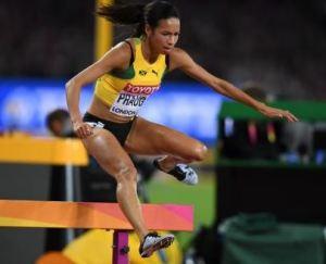 Aisha Praught-Leer says the world rankings will be amess
