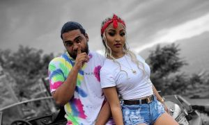 Romeich teams up with Dizzy Clean Face for a Shenyeng summer