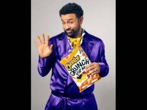 Shaggy featured in 2021 Cheetos Superbowl Ad