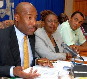 JLP establishes economic advisory council