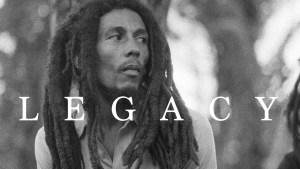 Bob Marley's 'Legacy' gets Webby nomination