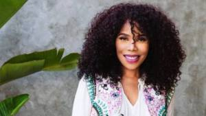 Cedella Marley receives Chancellor's Award for Excellence in Global Leadership