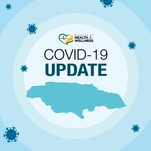 Jamaica records 6 more Covid-19 related deaths and 161 new cases
