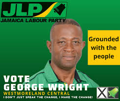 Central Westmoreland residents say George Wright is a good MP, despite personal challenges