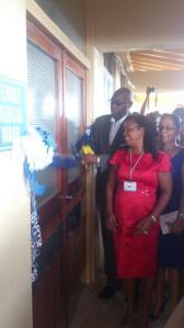 New female ward opened at St. Ann's Bay Hospital