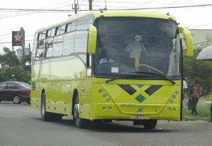 JUTC seeks to allay fears concerning safety after fire destroyed one of its buses last night