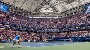 """US Openorganizers says staging the Grand Slam event  event without spectators is """"highly unlikely""""."""