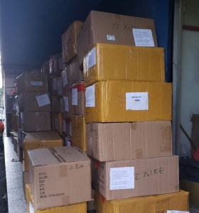 Police seize over $130M worth of counterfeit goods in Kingston