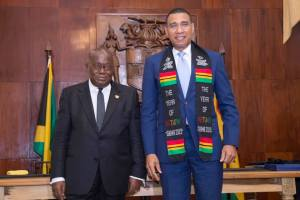 Visa waiver to be implemented between Jamaica and Ghana