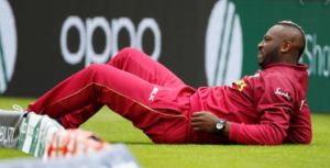 West Indies star Andre Russell is set to undergo an injury assessment