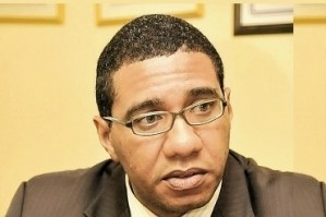 Govt committed to secure passage of legislation to fight Crime- PM Holness