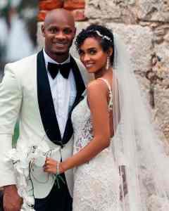 Asafa Powell and wife welcome baby boy