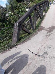 KSAMC begins talks about replacing Golden Bridge in Stony Hill