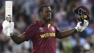 Carlos Brathwaite fined by ICC for showing dissent at umpire's decision