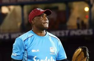Gus Logie appointed head coach of the West Indies Women's team