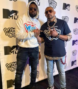 Sean Paul and Kranium to rep Dancehall on MTV's Wild N Out