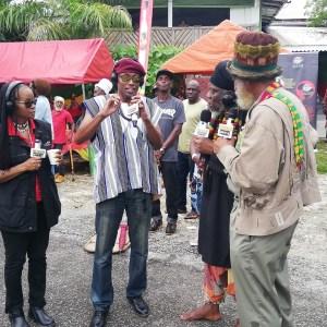"IRIE FM celebrates Marcus Garvey: ""One Africa, One Nation"""