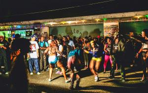 48% of Jamaican party goers would wait before hitting the party scene