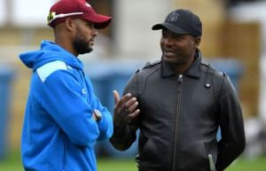 Brian Lara and Ramnaresh Sarwan will join the West Indies Pre-Series camp in Antigua