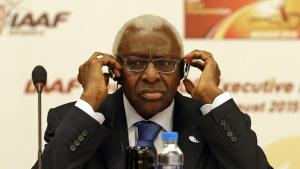 Lamine Diack, and his son Papa Massata Diack are to stand trial in France