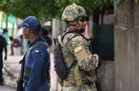 Security forces launch massive security operation in a bid to reduce crime