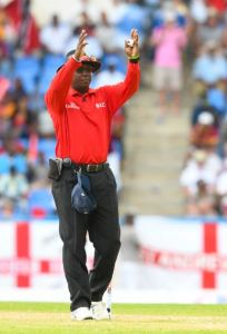Nigel Diguid lone WestIndianamongthe16umpires toofficiate IN ICC Under 19 Cricket World Cup 2020