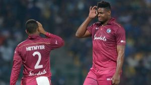 Oshane Thomas five-for lead Windies to victory over Sri Lanka