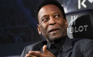 Pele reassure fans that he is doing fine after his son alluded to depression