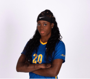 Striker Chantelle Parker eyes future with the Reggae Girls