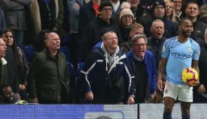 Man City fan banned for five years for racially abusing Raheem Sterling