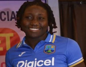 Stefanie Taylor is the lone player from the region inside the top ten of the ICC batting rankings