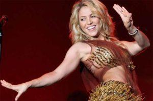 Pop star Shakira samples Inner Circle's 'Sweat'