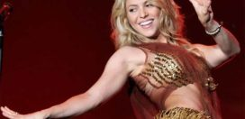 Pop star Shakira samples Inner Circle's 'Sweat'