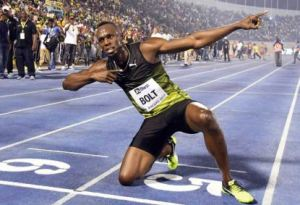 """Usain Bolt misses out on being the """"Track and Field Athlete"""" of the year"""