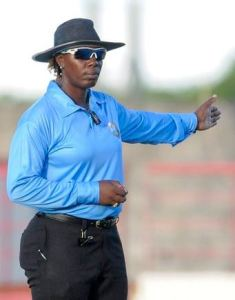 Umpire Jacqueline Williams named among 15 match officials for ICC Women's World Cup