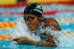 Alia Atkinson splashes up 3 gold medals in Singapore